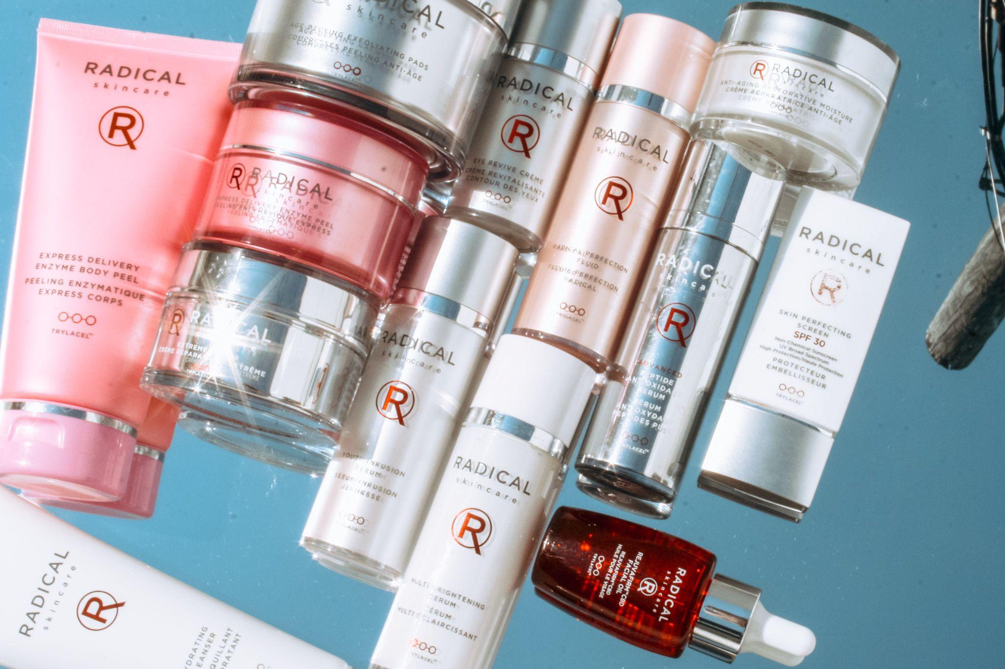 Trylacel Technology Radical Skincare Radical Skincare Skin Care Active Ingredient