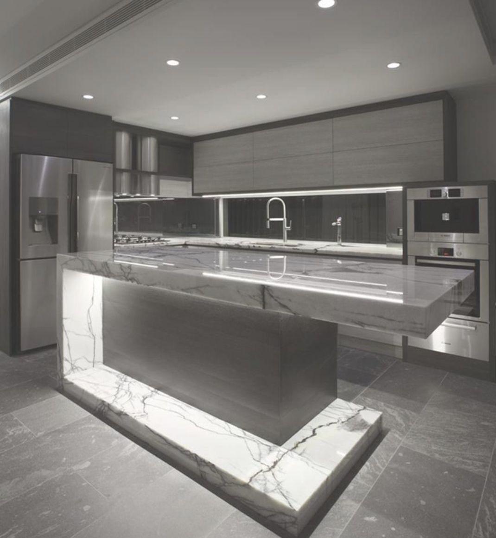 Stunning Ultra Modern Kitchen Island Design Ideas With Images