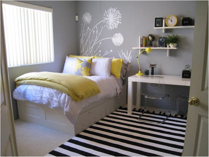 Epic Bedroom With Teenage Bedroom Ideas For Small Rooms In Bedroom ...