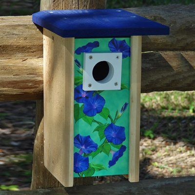 The Backyard Bird Company WA-BC-MG Bluebird Convertible ...