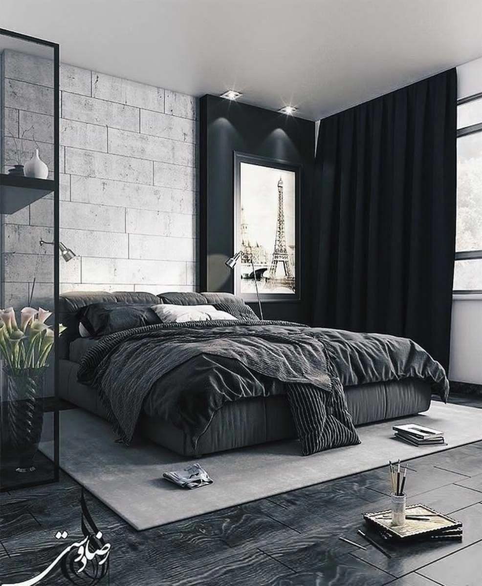 Minimal Interior Design Inspiration 171 Ultralinx Bedroomdesign Luxury Bedroom Master Masculine Interior Design Minimalist Bedroom Design