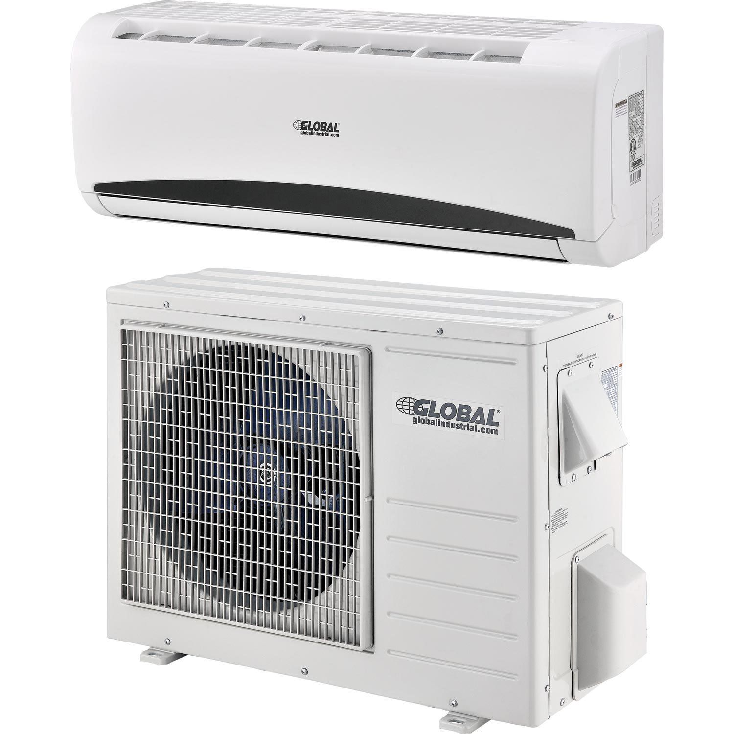 Ductless Air Conditioner 9000 Btu Seer 21 See This Great