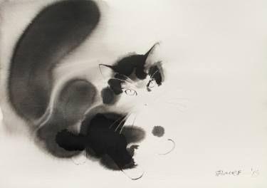 "Saatchi Art Artist Endre Penovác; Painting, ""Darling"" #art"