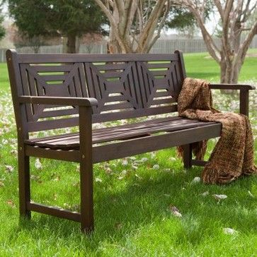 Garden Bench Diy Project