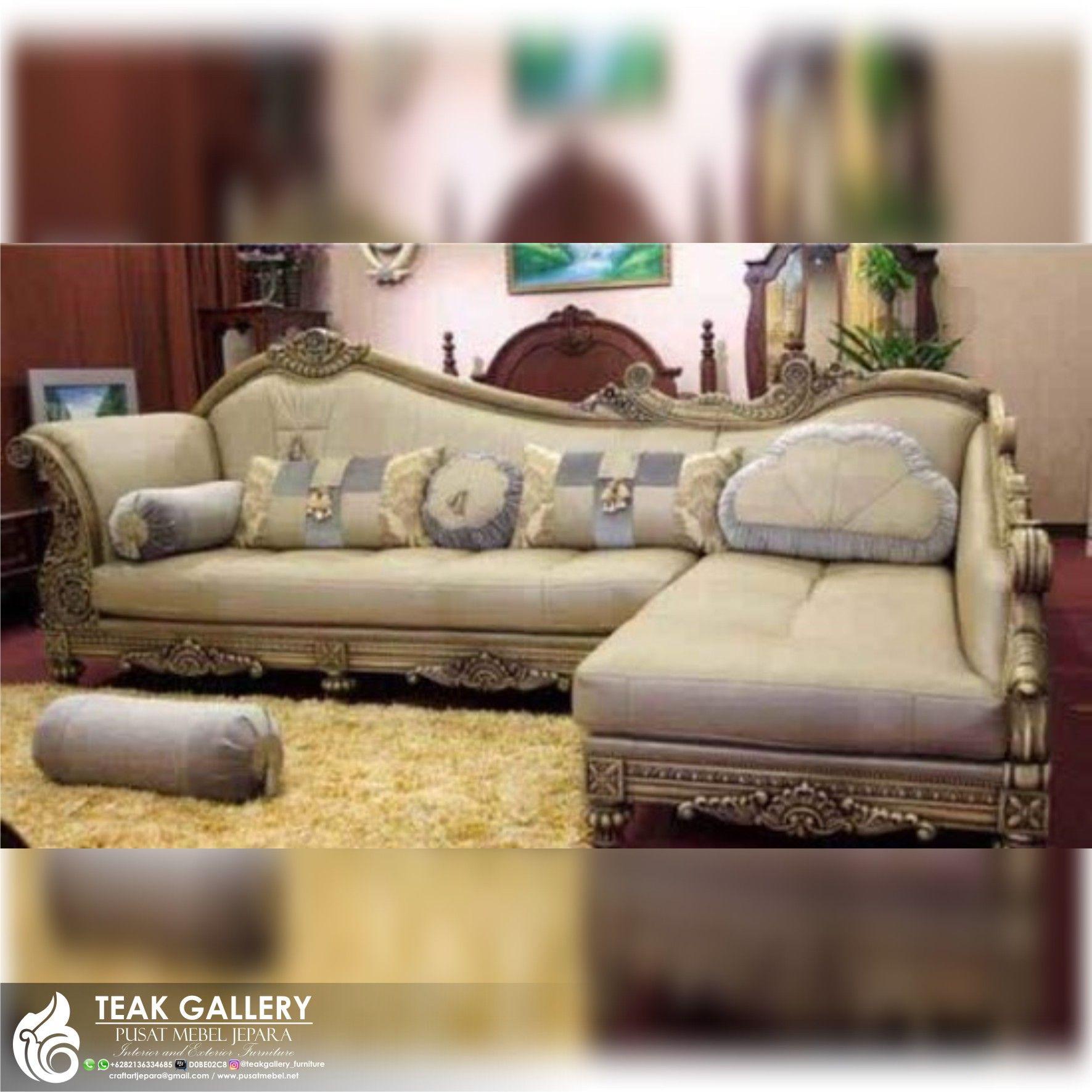 Sofa L Kayu Bima By Handmade Furniture Sofa L 1 1 Selonjor