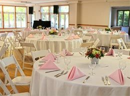 Bournedale Function Facility In Plymouth Offers A Great Weekend Wedding Getaway Location