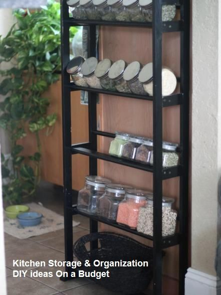 New Stylish Spice Storage Ideas For Your Wonderful Kitchen