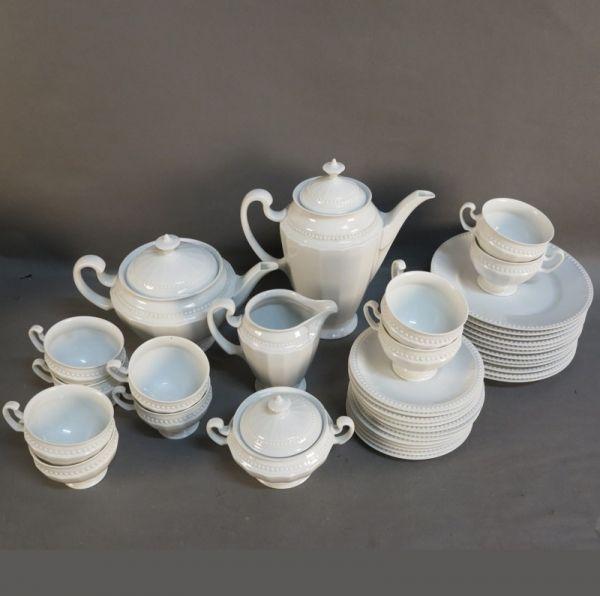 art nouveau hutschenreuther walk re porcelain coffee service 1920 1930 porcelain and. Black Bedroom Furniture Sets. Home Design Ideas