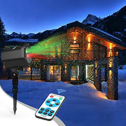 Projecteur no l promo amazon pinterest noel lumiere et projecteur ext rieur for Projecteur etoile exterieur