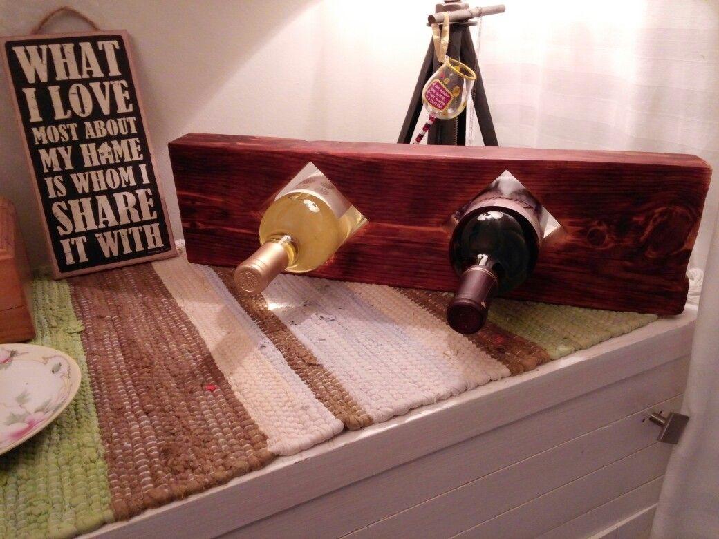 Diamond Wine Rack Wine Rack Home Goods Recycling