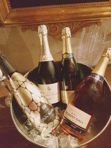 Champagneprovning örebro