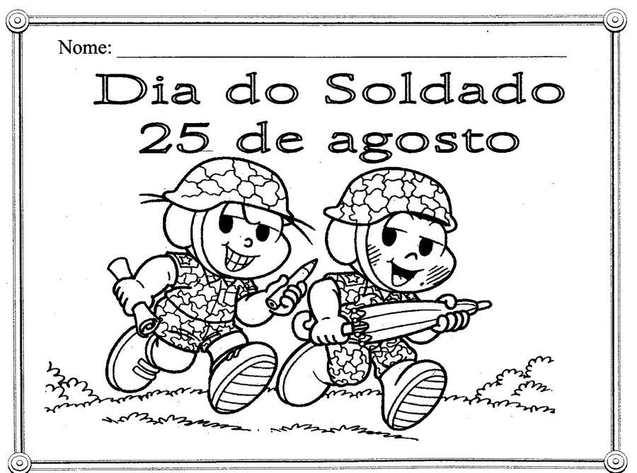 Atividades Dia do Soldado Desenhos Colorir Imprimir (19).png (imagem PNG, 900 ×…