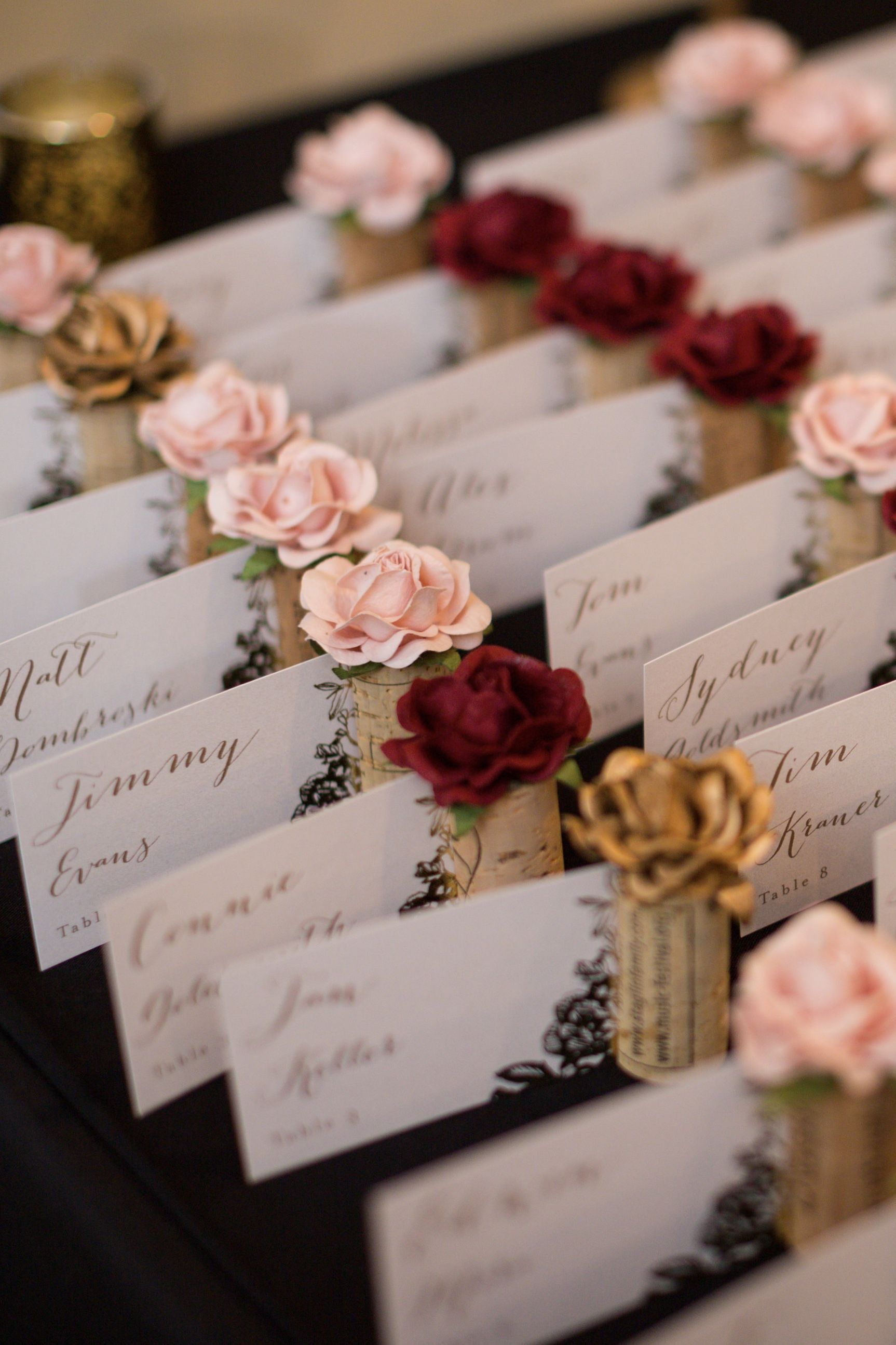 Wedding Place Card Holder Place Card Holders Wedding Wedding Place Cards Wedding Name Cards