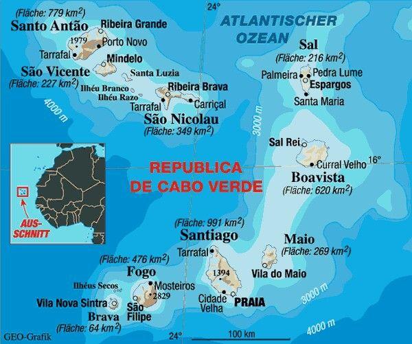 Cape Verde | Cabo Verde | Kapverdische inseln, Reisen und Insel on