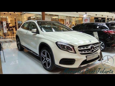 New Mercedes Benz Gla 200 Amg Line Fl 2018 Indonesia Exterior Interior Youtube Mercedes Benz Mercedes Benz Gla Mercedes