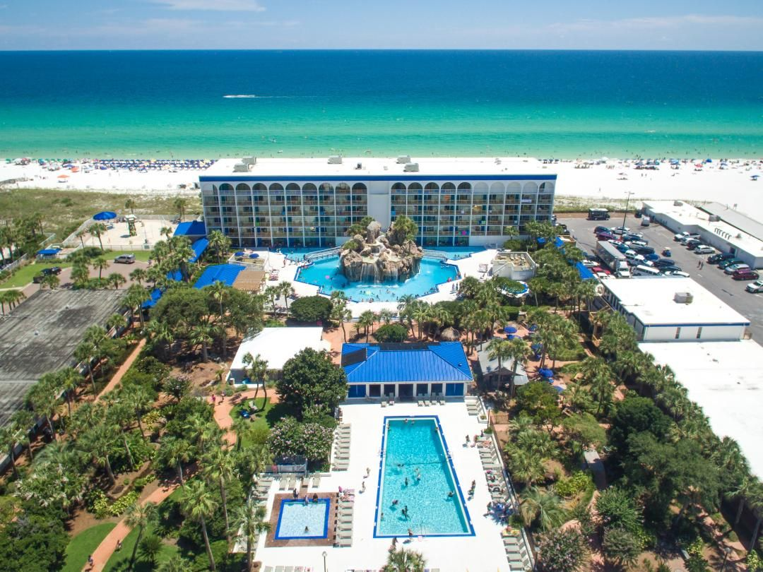 The Island Ft Walton Destin By Hotel Rl Hotel In Fort Walton Fl 32548 Red Lion Hotels Panama City Hotels Destin Florida Vacation Florida Vacation