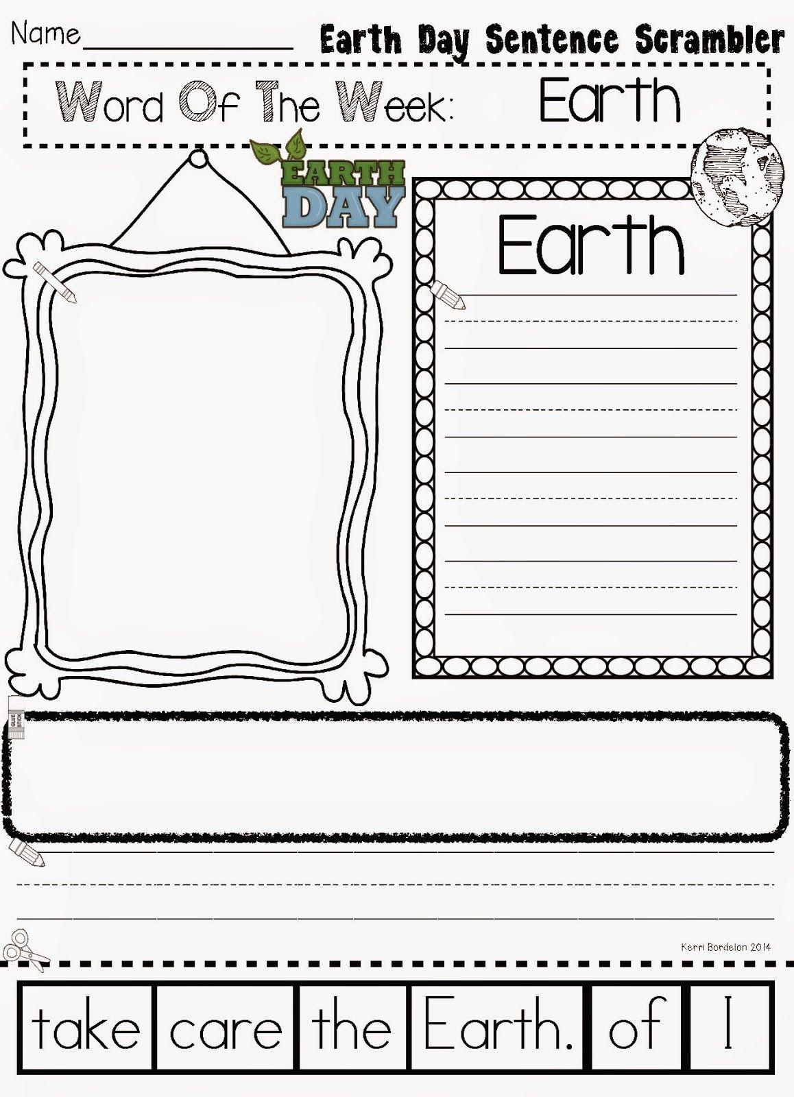 Earth Day Fun And Freebies