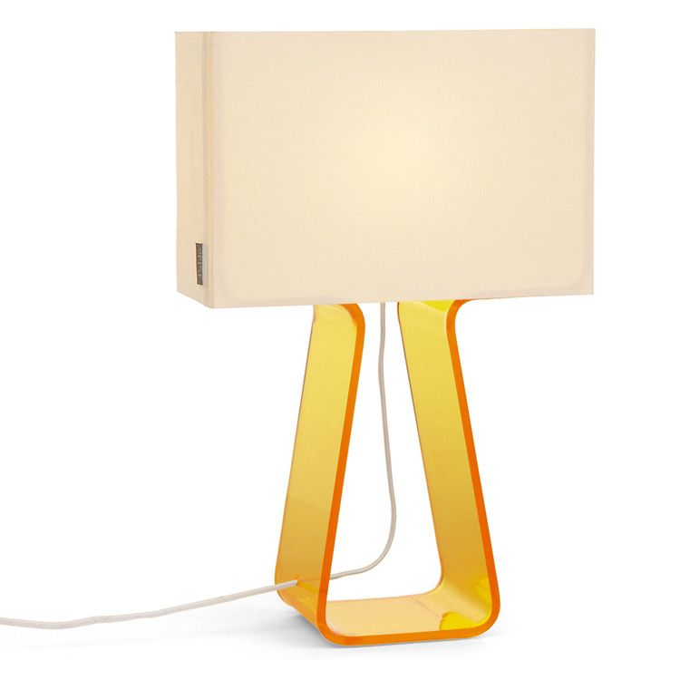 Tube Top Color Table Lamp Table Lamp Lamp Modern Table Lamp