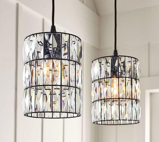 crystal pendant lighting for kitchen # 20