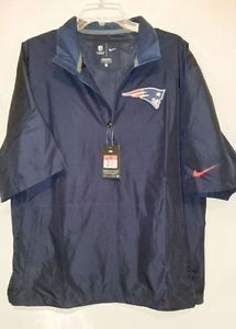 Nike New England Patriots Coaches On Field Sideline Jacket Mens Large L  538080 9e9d886ad