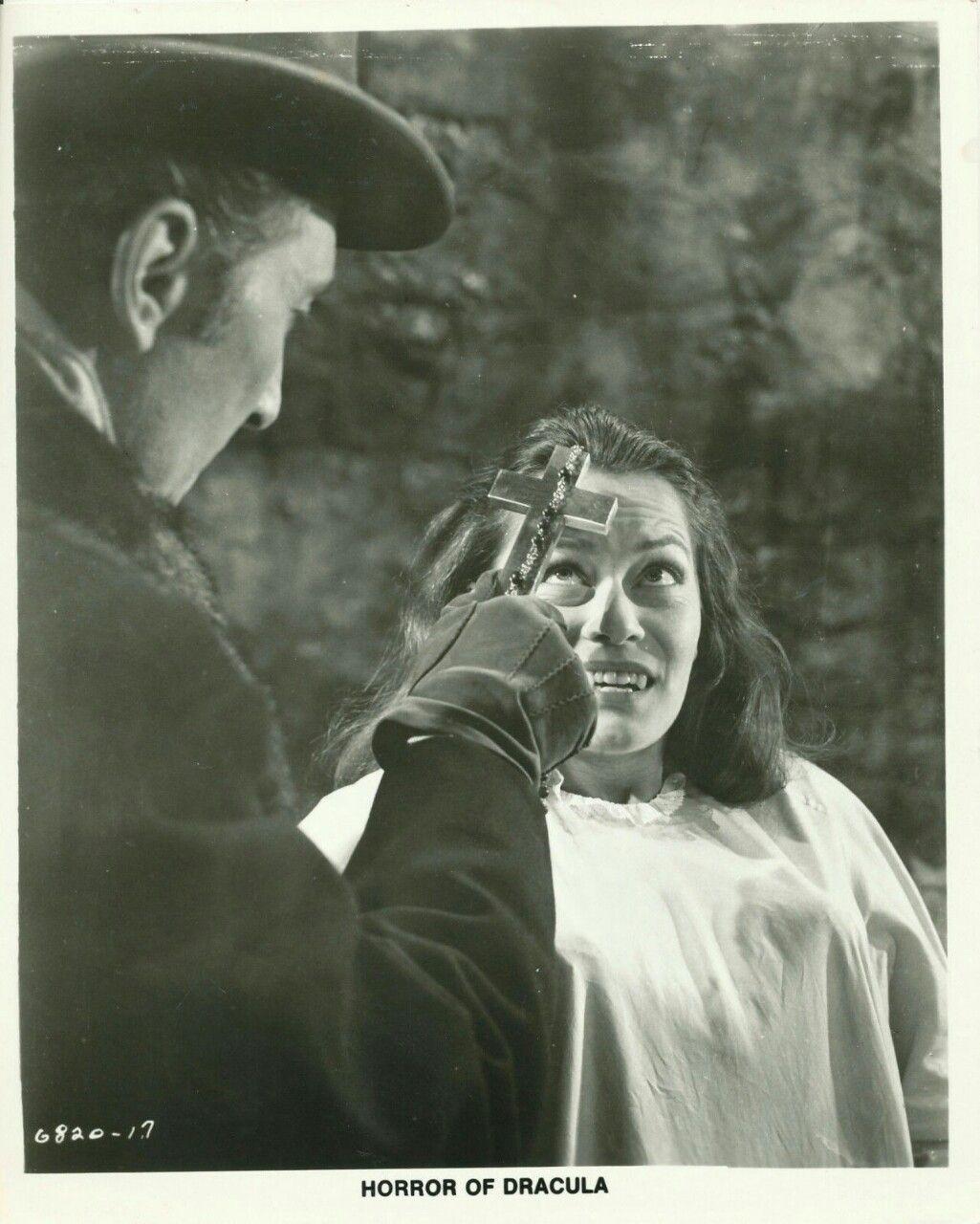 Horror of dracula 1958 classic horror movies hammer