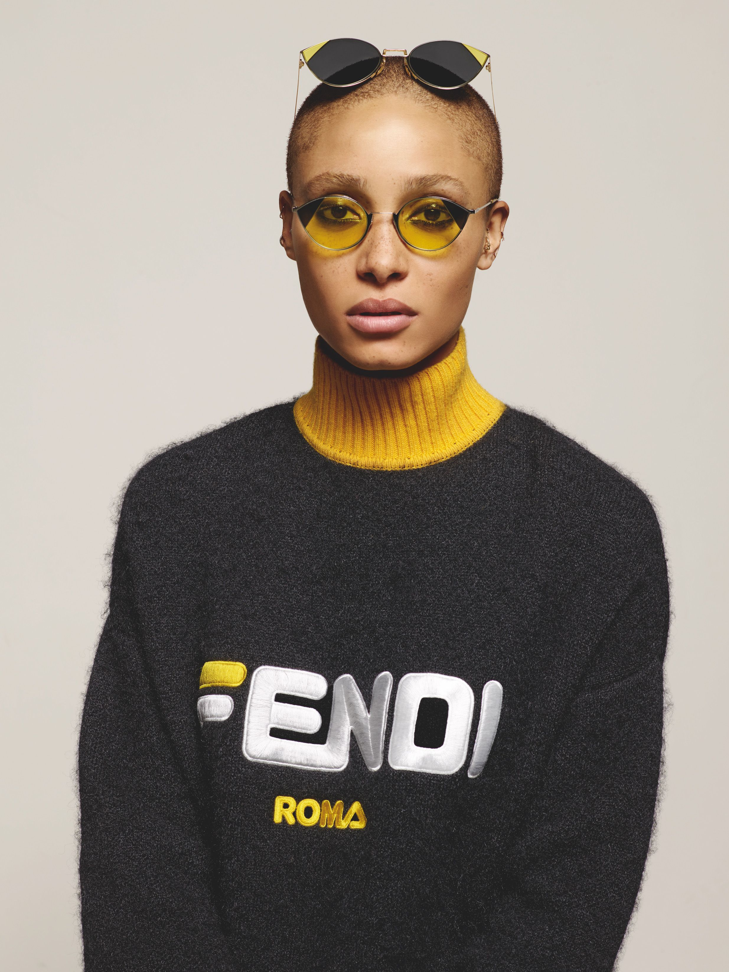 6ad9c01c8c6 Explore the FW18-19 Advertising Campaign photographed by Karl Lagerfeld  Karl Lagerfeld Fendi