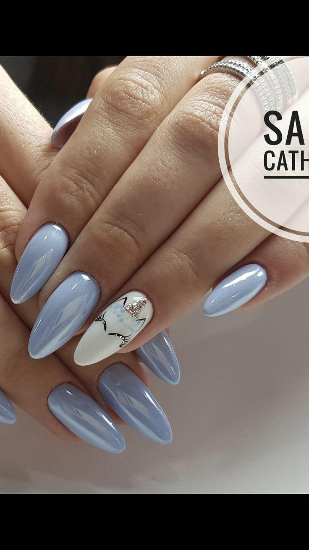Debes estar al día con los últimos diseños de uñas