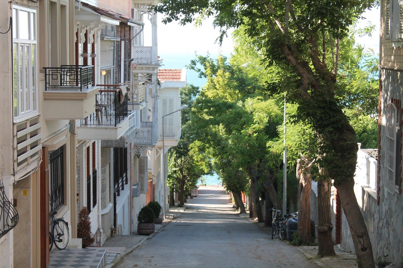 istanbul: princess islands