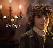 Outlander/wee Fergus by Sassenach616