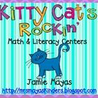 This unit has over 100 pages full of Kitty Cat fun!  This pack is perfect for the beginning of the year for pre-k/kindergarten.  In this unit you w...