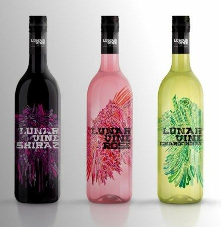 Posts About Package Design On Call The Serif Wine Label Design