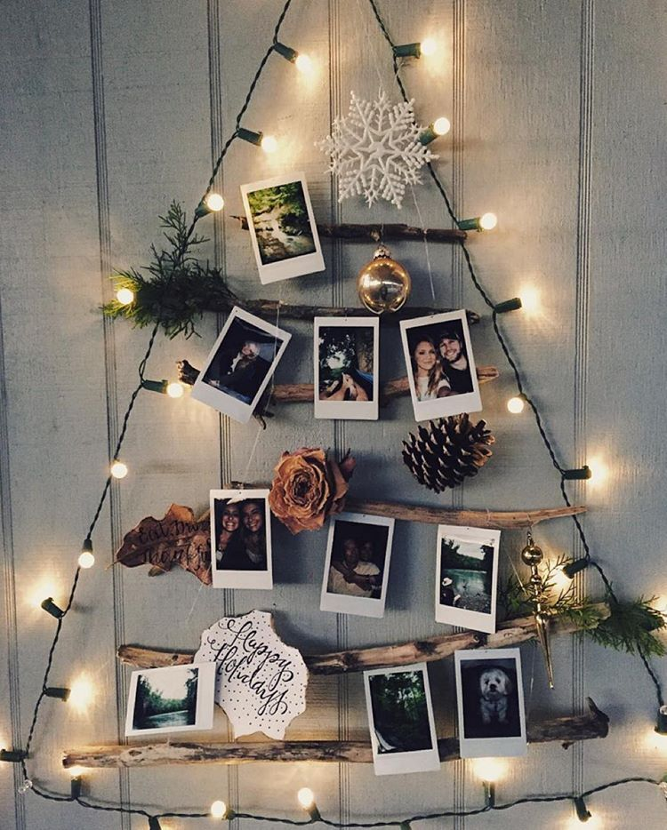 """Pics of your friends make the best ornaments. Right, @colbydowdle? #UOInstaxagram #UOHome #urbanoutfitters"""