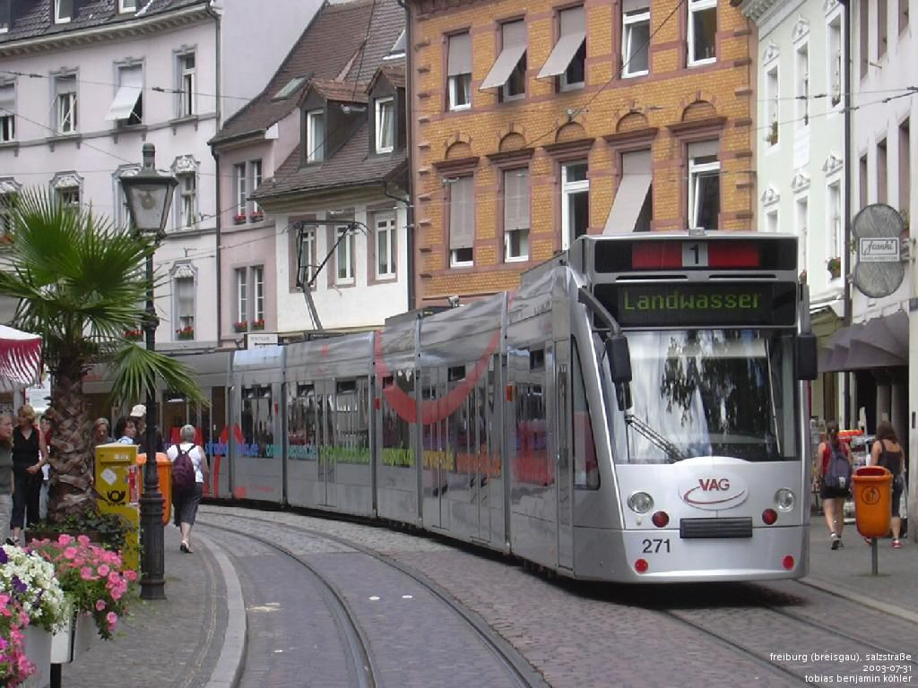 Freiburg.tram Freiburg, Freiburg im breisgau, Black