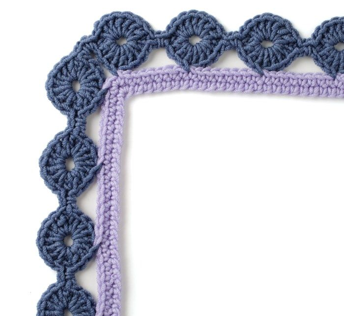 Every Which Way Crochet Borders by Edie Eckman - Book Review
