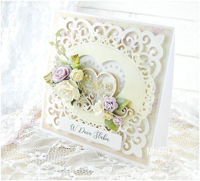 Свадебные открытки бумага, днем