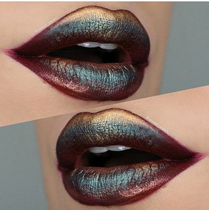 By Spooky Bunny Using Colourpop S Pressed Powder Eyeshadow In Shade Tea Garden Eyeshadow Shades Red Liquid Lipstick Colourpop Cosmetics
