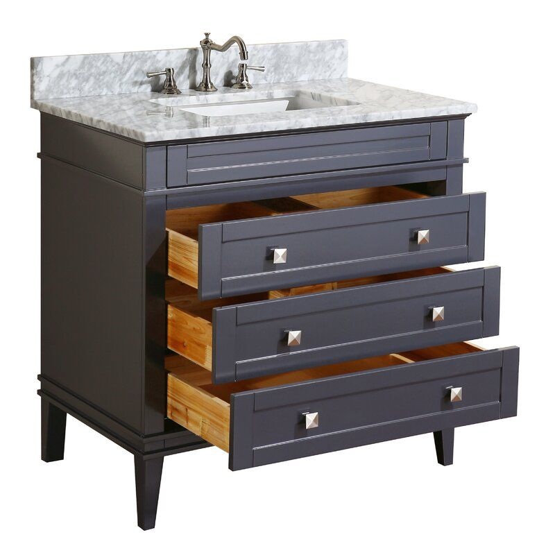 Burmeister 36 Single Bathroom Vanity Set In 2020 36 Inch
