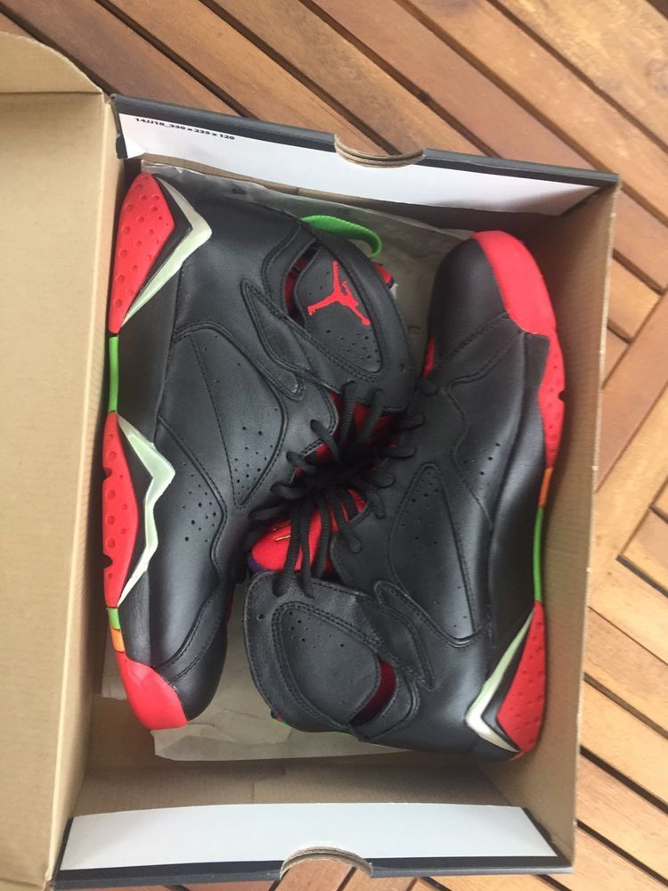 68d234a2b474fa Air Jordan Retro 7 VII Marvin The Martian Size 8 Looney Tunes Space Jam   fashion  clothing  shoes  accessories  mensshoes  athleticshoes (ebay link)