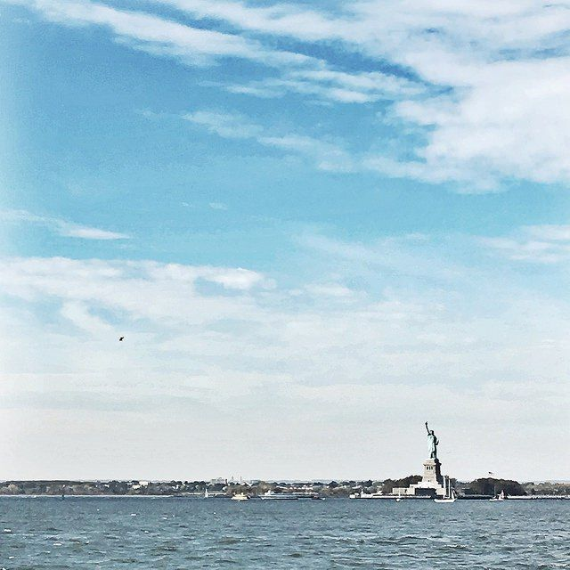 Lady Liberty // NYC . The Girl & The Good [www.girlandthegood.com]