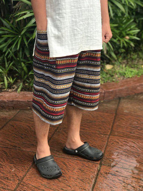 b4bc19c6b70 Mens hippie shorts