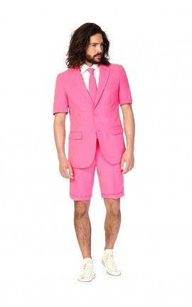Traje Mr. Pink Summer Edition Opposuit  caf22ac2618