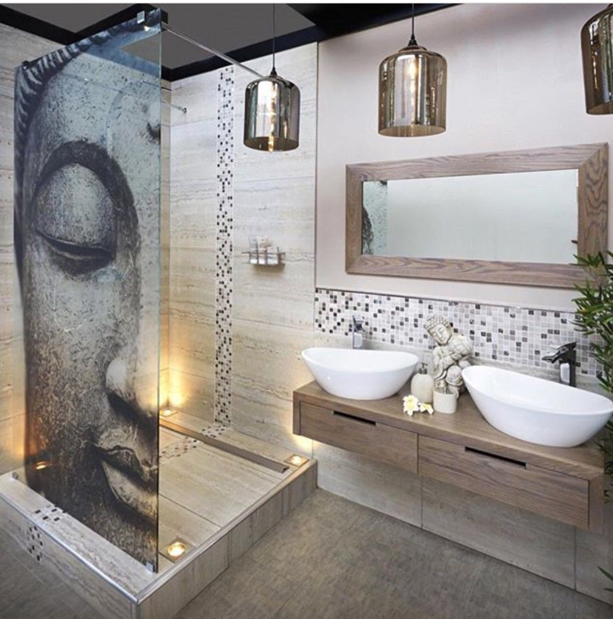 Bathroom Plants Decor Toilets