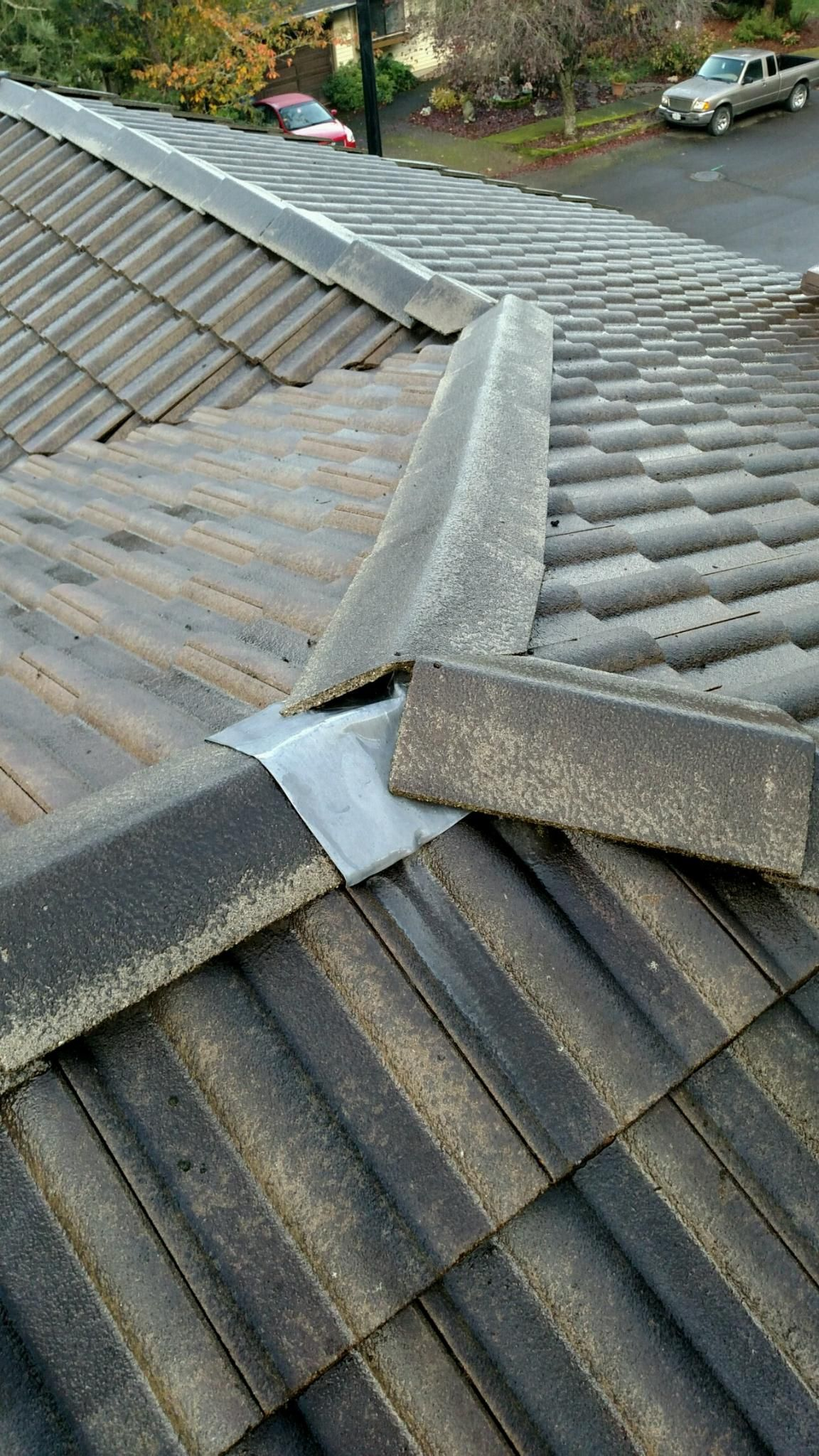 Tile Roof Repair Cleaning Vancouver Wa By Northwest Roof Maintenance Roof Maintenance Roof Repair Roofing Services