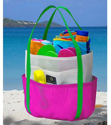 Saltwater Canvas Dolphin Beach Bag | Beach Must Haves | Pinterest ...