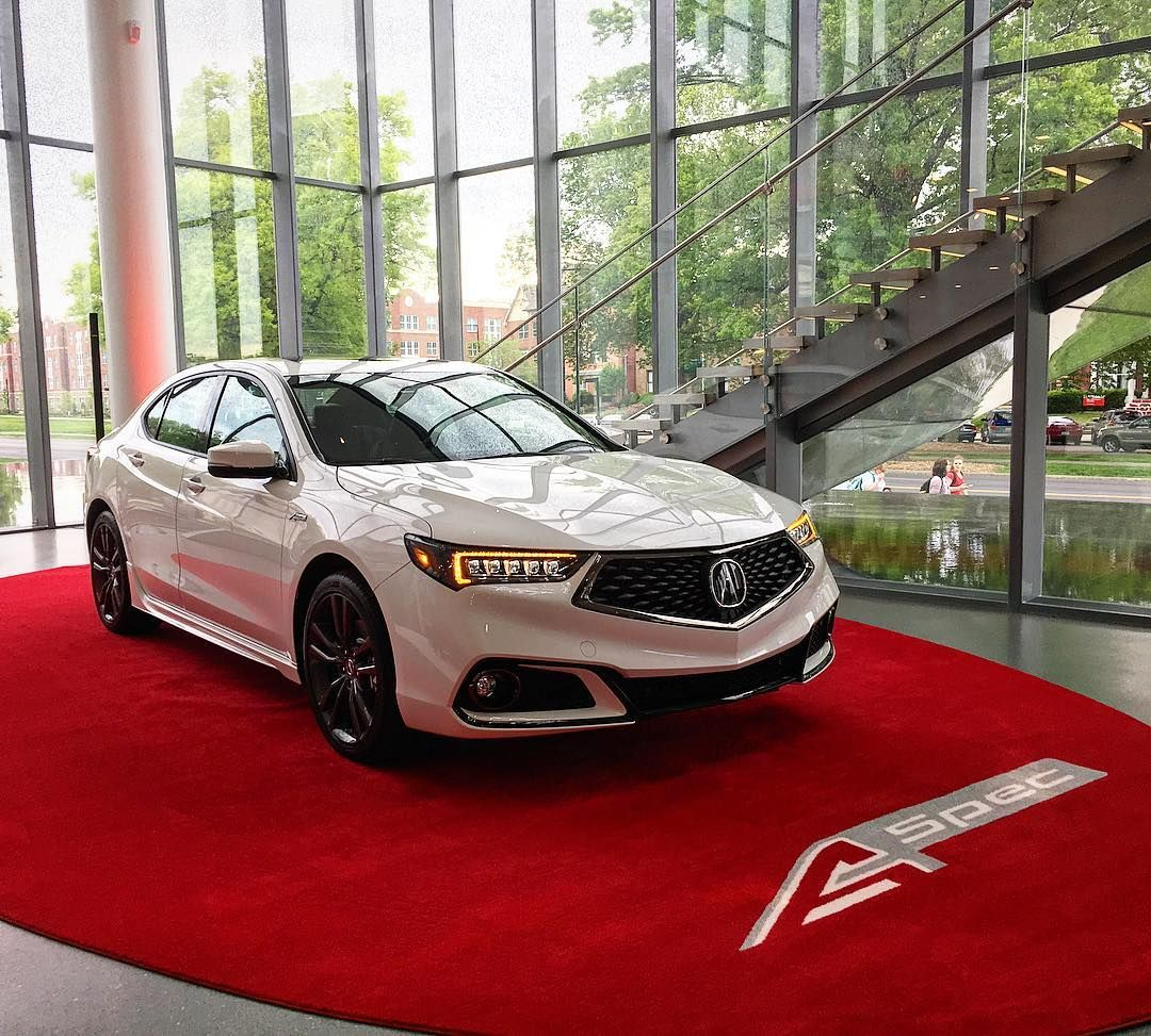 2018 @Acura TLX A-Spec In Louisville, Kentucky