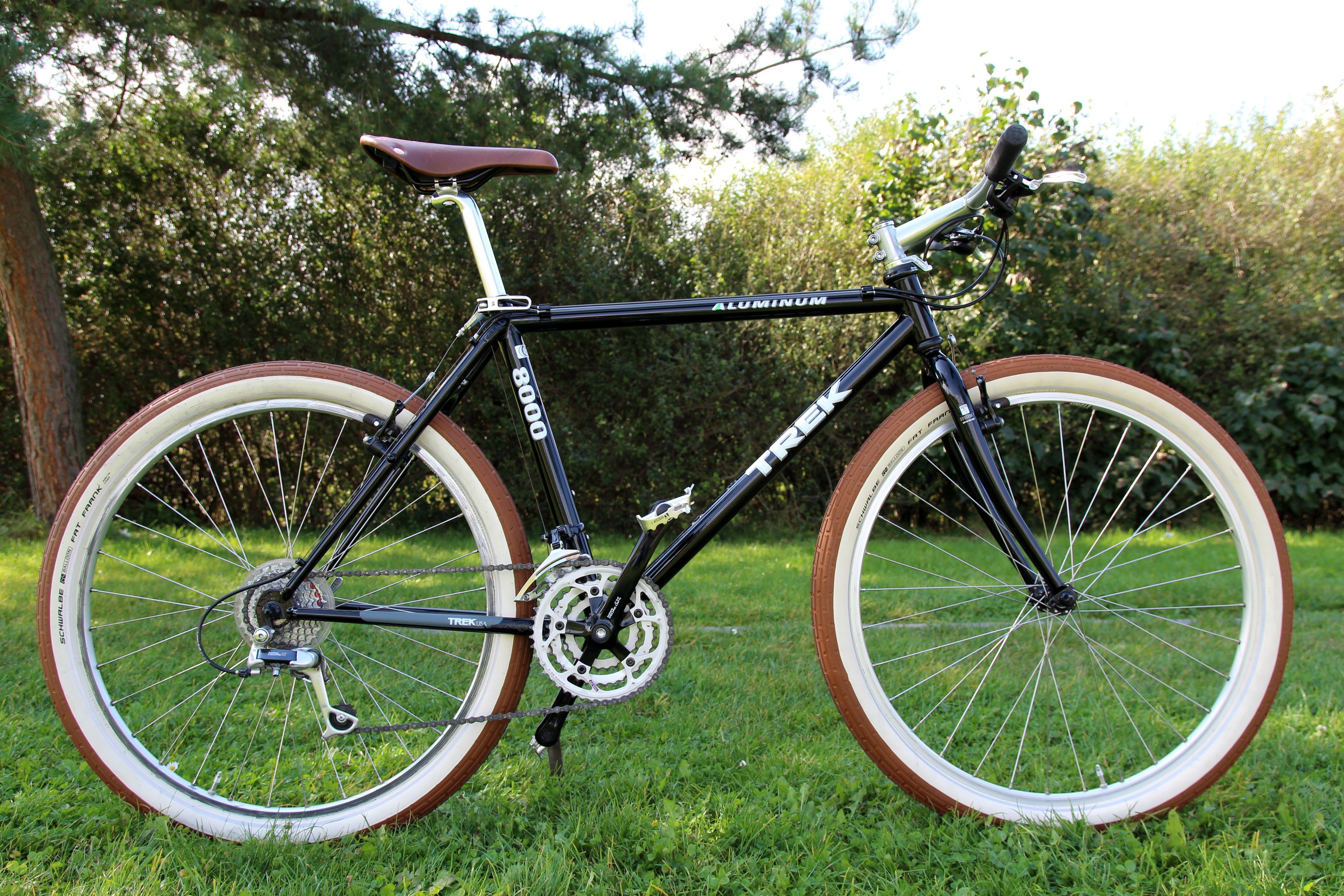 Trek 8000 | Mountainbike Retro | Pinterest | Trek