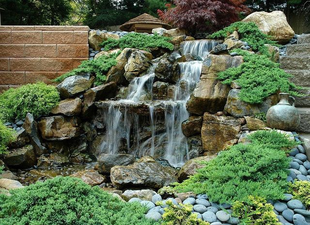 Turn A Boring Retaining Wall Into An Exciting Safe Water Feature