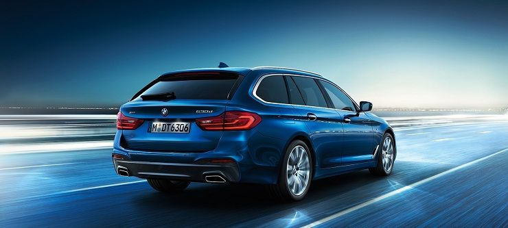 Bmw 5 Series Touring The Deluxe Wagon Industry Leaders Magazine Bmw 5 Series Bmw Touring