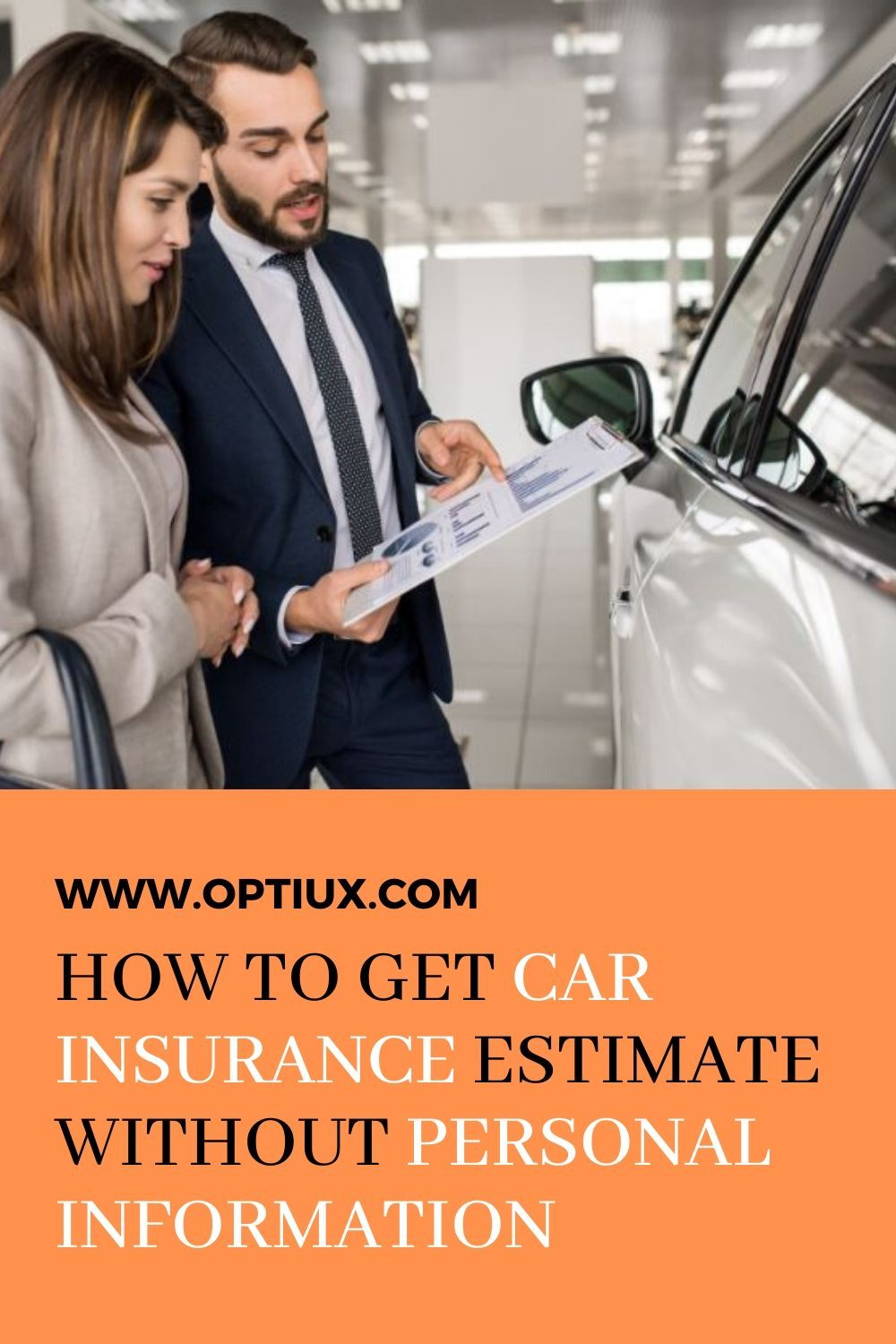 Get Car Insurance Estimate Without Personal Information 2020