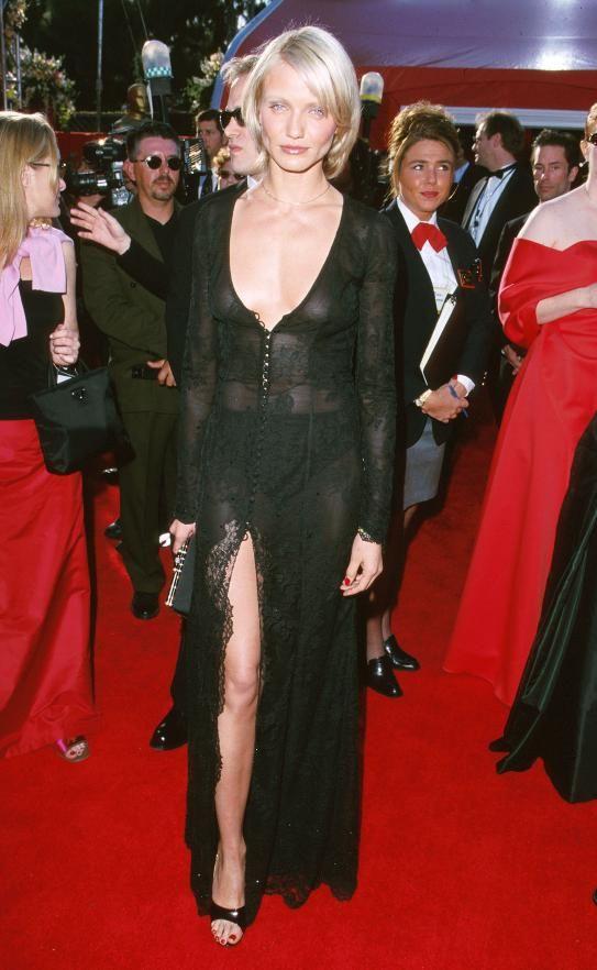 2000 Oscars Flashback! Angelina Jolie, Young Dakota Johnson, and More